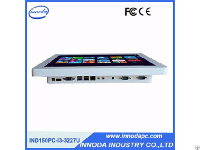 Customized Touchscreen Embedded Computer With Dual Core I3 2gram 32g Ssd