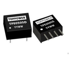 1w Isolated Single Output Power Converters