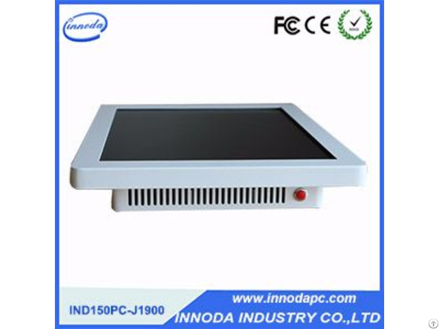 All In One Computer With 15 Lcd Panel Oem Fanless Touch Screen Pc