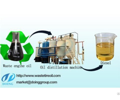 Plastic To Diesel Plant For Sale