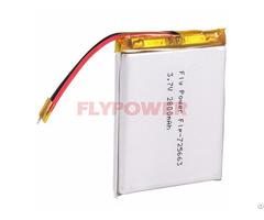 Lithium Battery 3 7v 2800mah Rechageable Pack
