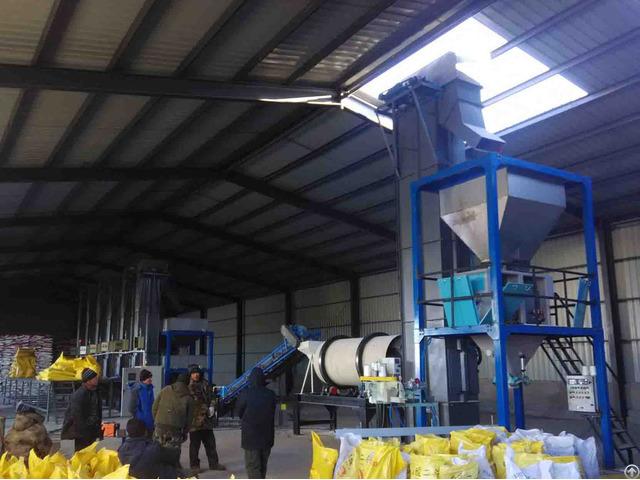 Automated Organic Fertilizer Production Line