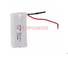 Ni Mh 7 2v 230mah Rechargeable Pack 6s Of Fh 1 3aaa230
