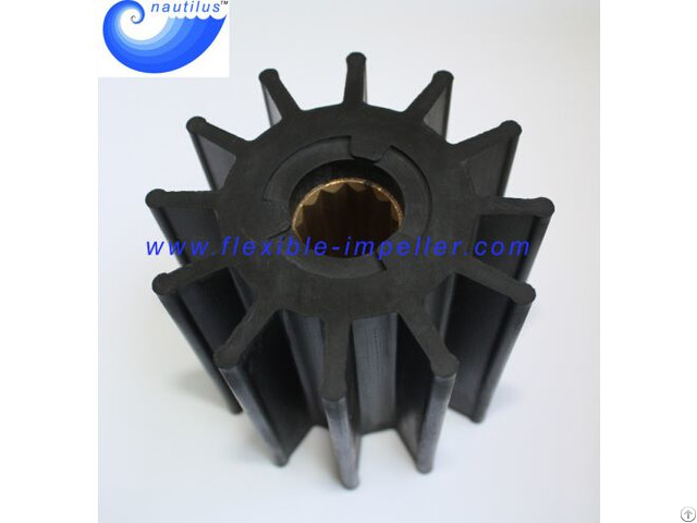 China Water Pump Flexible Rubber Impellers Replace Jabsco 17936 0001 And Johnson 09 814b