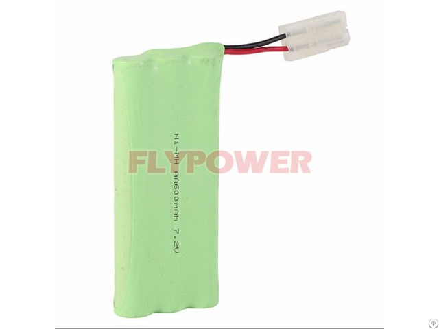 Ni Mh7 2v Aa600mah Rechargeable Battery Pack 6s Of Fh Aa600