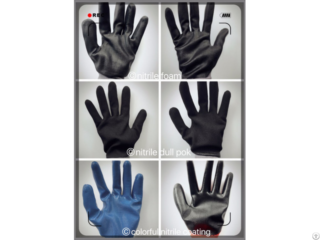 Bath Gloves For Cleanroom