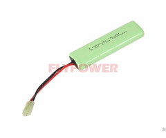 Ni Mh 9 6v 1400mahhigh Power Rechargeable Battery Pack For Airsoft Gun 8s Of Fh 2 3a1400p