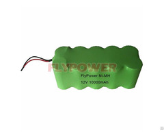 Ni Mh 12v D10000mah Rechargeable Battery Pack 10s Of Fh D10000