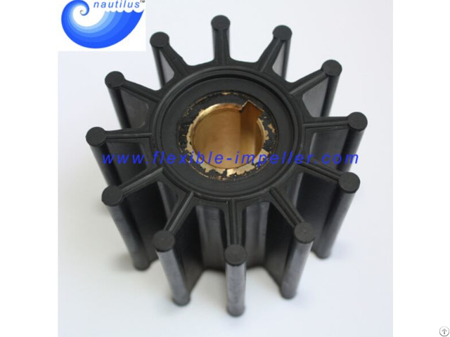 Inboard Flexible Pump Rubber Impellers Replace Sherwood 15000k China
