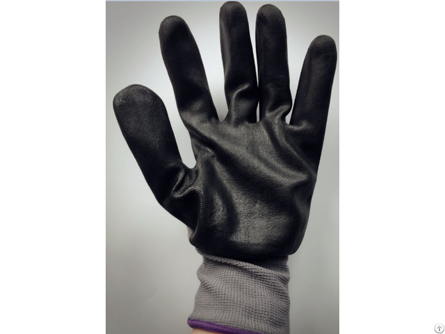 Latex Coated Worker Gloves