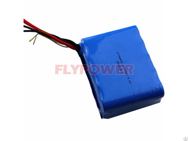 Lifepo4 Battery Pack 9 6v 4200mah 3s3p Of Flfc 18650e With Pcm