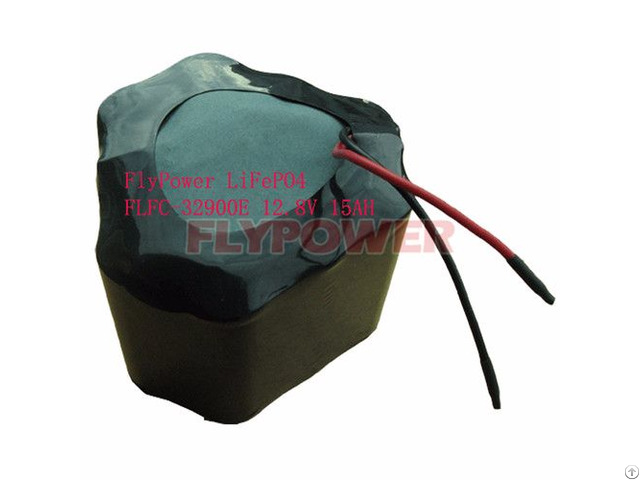 Lifepo4 Battery P12 8v 15ah Ack 4s3p Of Flfc 32900e With Pcm