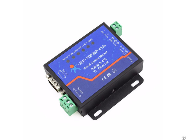Rs232 Rs485 To Ethernet Serial Devce Servers
