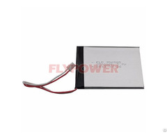 Li Ion Polymer Battery 3 7v 2000mah Rechargeablepack