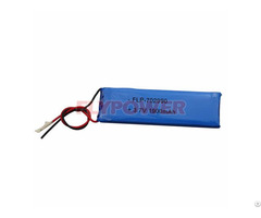 Lithium Battery 3 7v 1900mah Rechargeable Pack