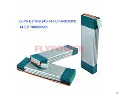 Lithium Battery 14 8v 10000mah Pack