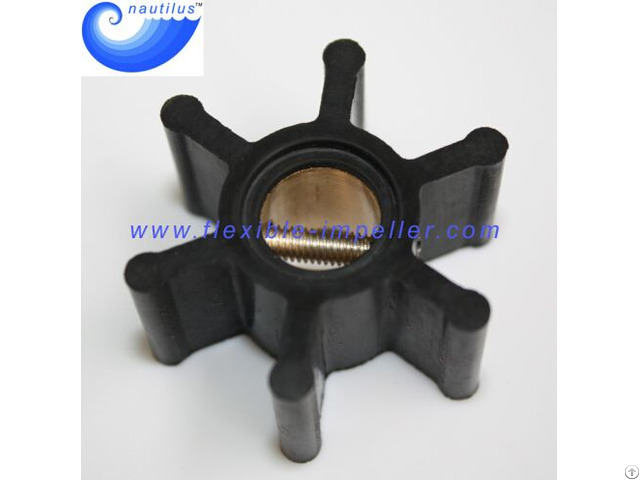 Flexible Rubber Impeller Replace Jabsco 22450 0001 And Johnson 09 808b