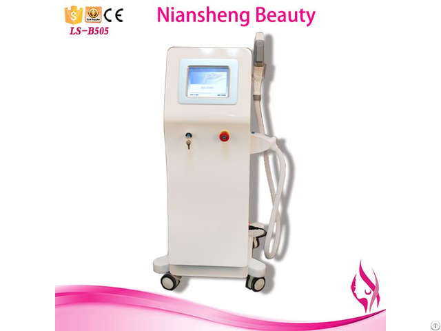 Opt Shr Equipment For Tattoo Removal And Skin Rejuvenation