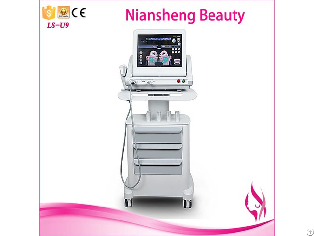 Hifu High Intensity Focused Ultrasound Machine