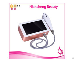 New Arrival 5 Heads Ultrasound Hifu Tighten Skin For Home Use