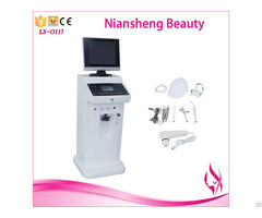 White Oxygen Jet Facial Lifting Face Tightening Device