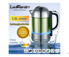 Mini Double Wall Electric Kettle From Factory