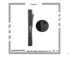 Custom Promotional Pen Fleshlight Torch 150lm Aluminum Alloy