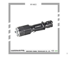 Strong Fire 15 5cm Aluminum Waterproof Flashlight Led With Ce Rohs Certifications