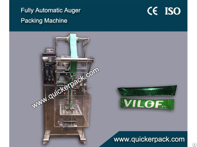 Fully Automatic Auger Filler Powder Packaging Machine