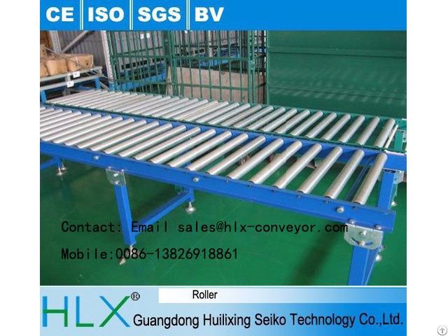 Hlx Supply Gravity Roller Conveyor