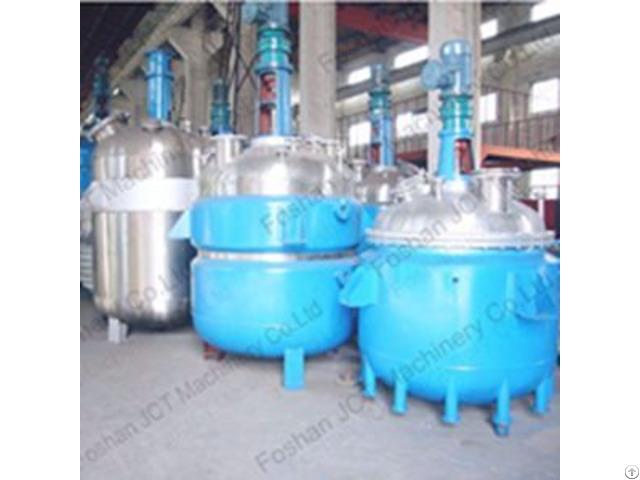 Foshan Jct Chemical Mixing Tanks