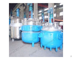 Foshan Jct Chemical Mixing Tanks