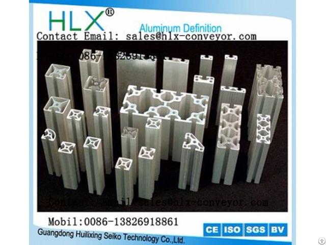 Custom Made Various Aluminum Profiles