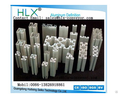 Custom Made Various Aluminum Profiles