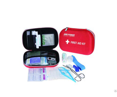 Op Hot Sell Fda Ce Iso Approved Medical First Aid Bag Handy Eva Travel Emergency Kit