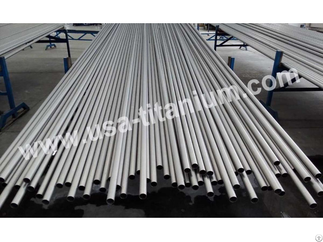 U S Titanium Seamless And Welded Tube Pipe