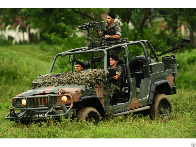 Marruá 4x4 Militar