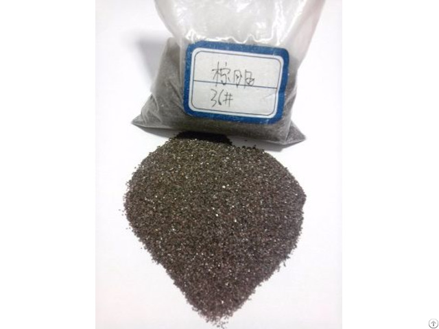 Brown Fused Aluminium Oxide For Bonded Abrasives And Blasting
