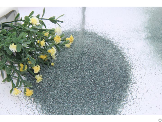 Green Silicon Carbide For Refractories