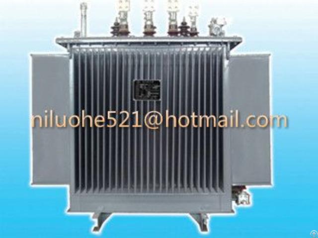 10kv Power Transformer