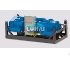 Decanter Centrifuge Solid Control Equipments Drilling Waste Management