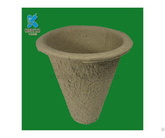 Biodegradable Paper Pulp Flower Seed Tray