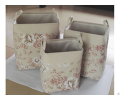 Sell Laundry Bag Used By Cotton Fabric With Eva