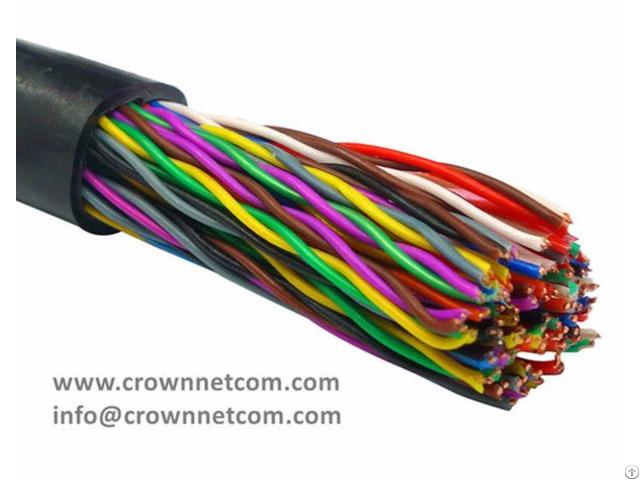 Cat3 25pair Telephone Wire Multipair Exterior C Able