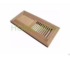 Wood Floor Register