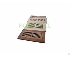 Wood Floor Register Flush Mount