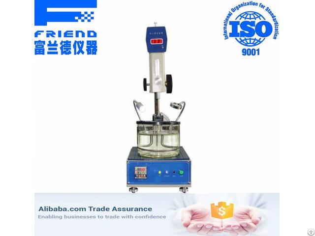 Lubricating Grease Penetration Test Equipment Penetrometer