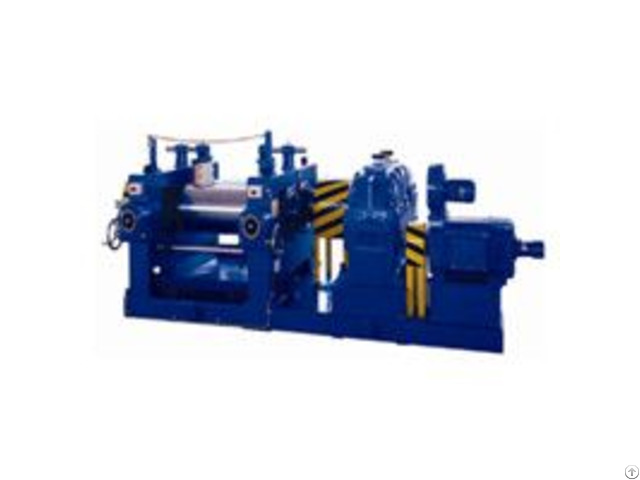 Xk 710 Rubber Mixing Mill