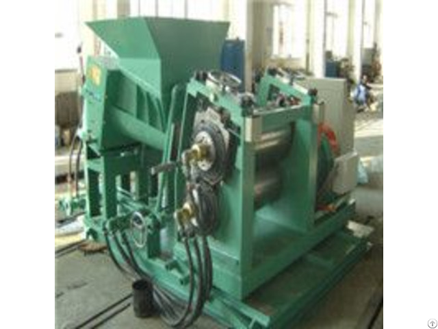 Twin Screw Extruding And Sheeting Machinery