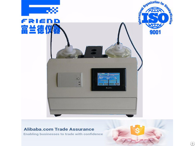 Automatic Paraffin Melting Point Tester